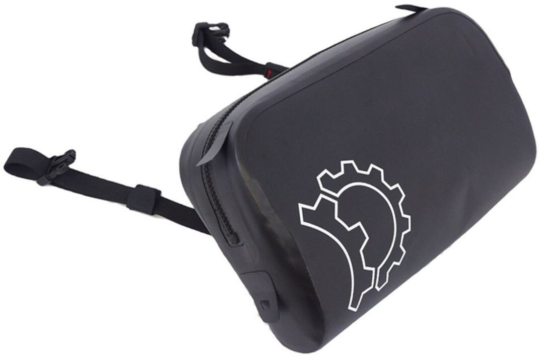Revelate Designs Yakataga Cykeltaske vandtæt, black | Rack bags