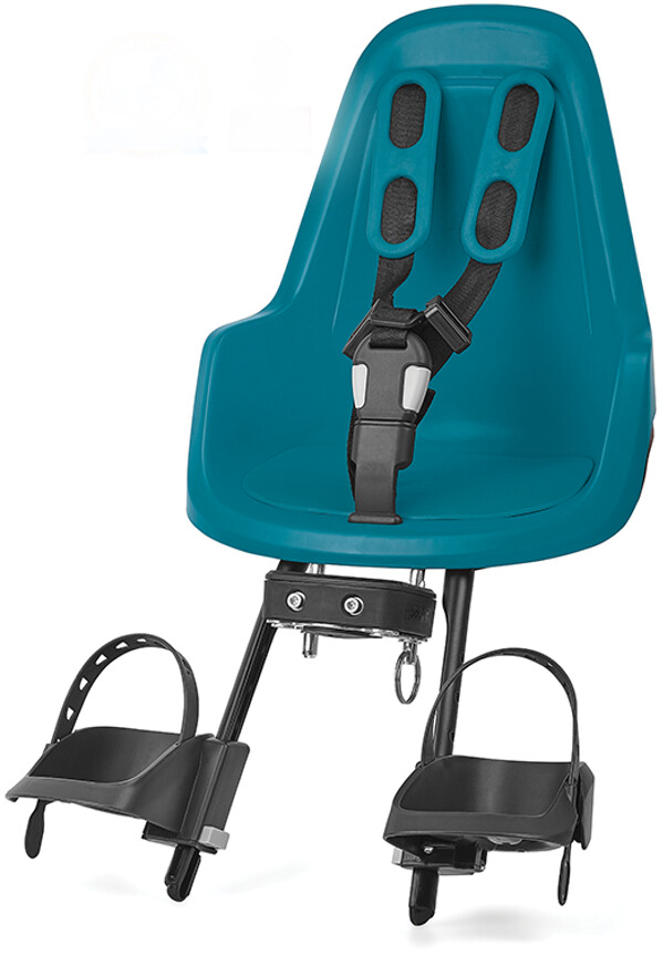 bobike One Mini Barnesæde til cykel, bahama blue (2019) | Bike seat