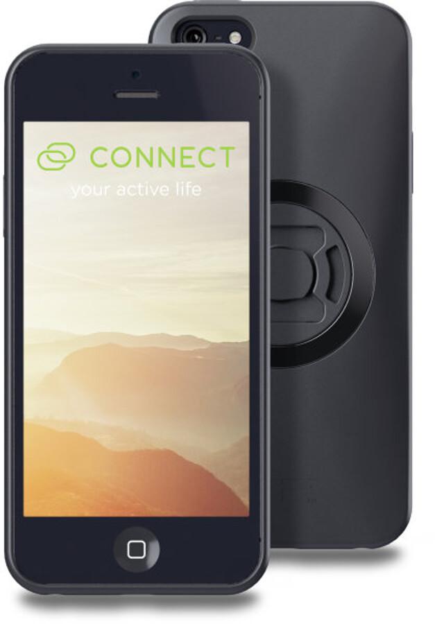 SP Connect Phone Case Set iPhone 8+/7+/6S+/6+, black (2019) | phone_mounts_component
