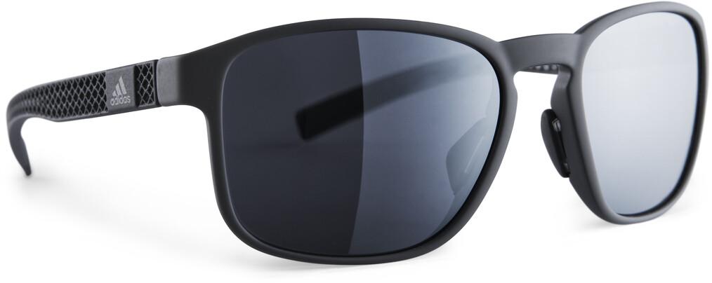 adidas Protean 3D_X Cykelbriller, grey/chrome (2019) | Glasses