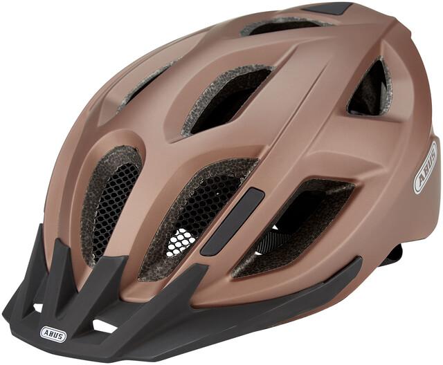Abus Aduro 2.0 Helm Grey Marble Kopfumfang M 52-58cm 2020 Fahrradhelm