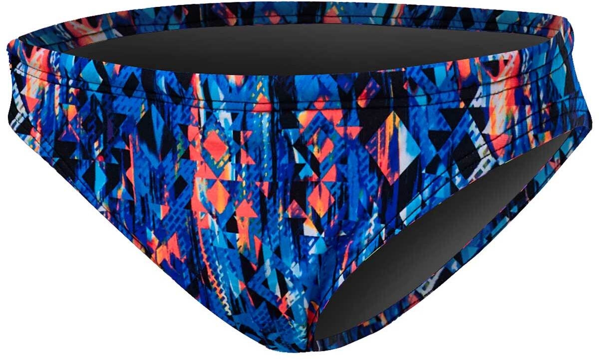TYR Anzan Lula Bikini Damer, blue/coral (2019) | item_misc