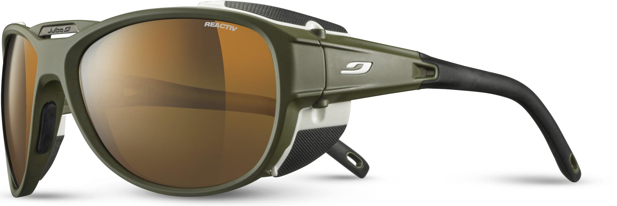 Julbo Explorer 2.0 Cameleon Solbriller, khaki | Briller