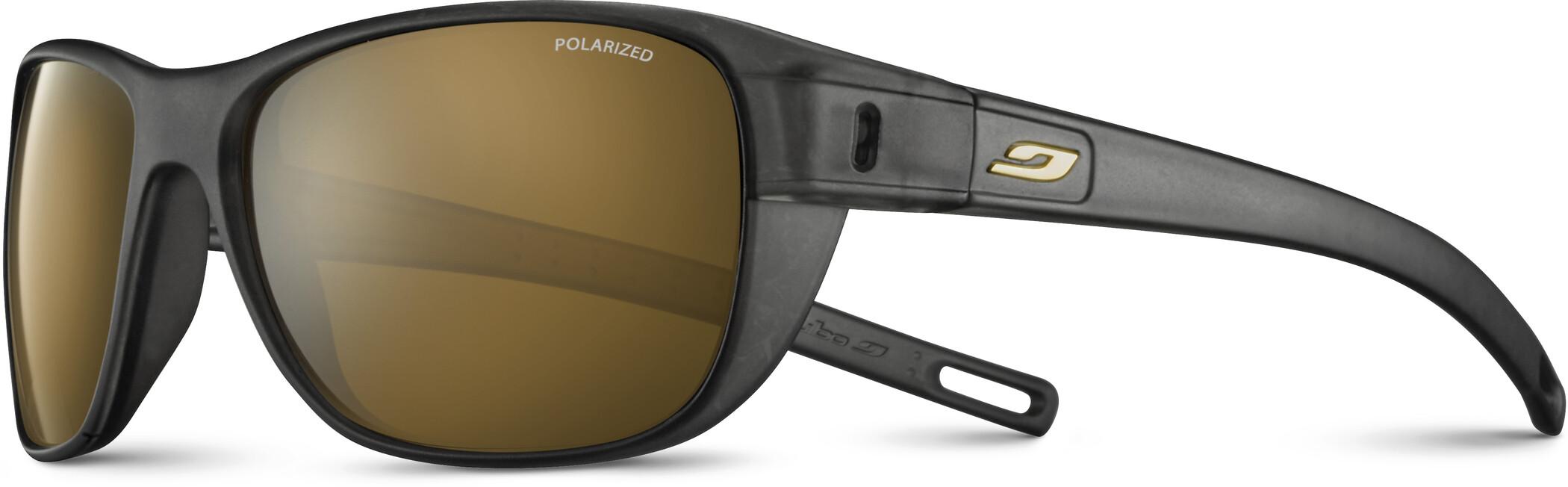 Julbo Capstan Polarized 3 Solbriller Herrer, matt translucent black (2019) | Glasses