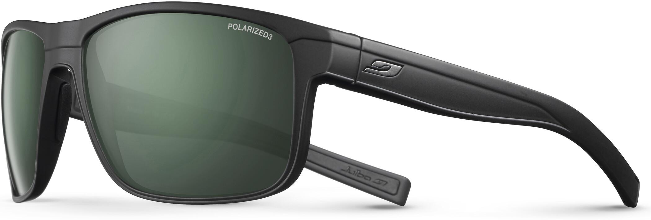Julbo Renegade Polarized 3 Solbriller Herrer, matt black/black (2020) | Glasses