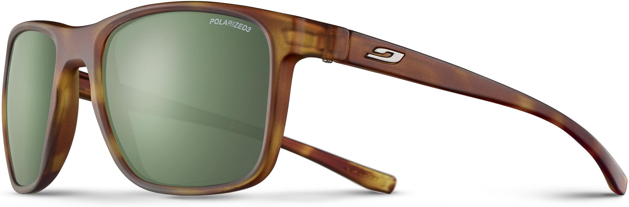Julbo Trip Polarized 3 Solbriller Herrer, brown tortoiseshell | Briller