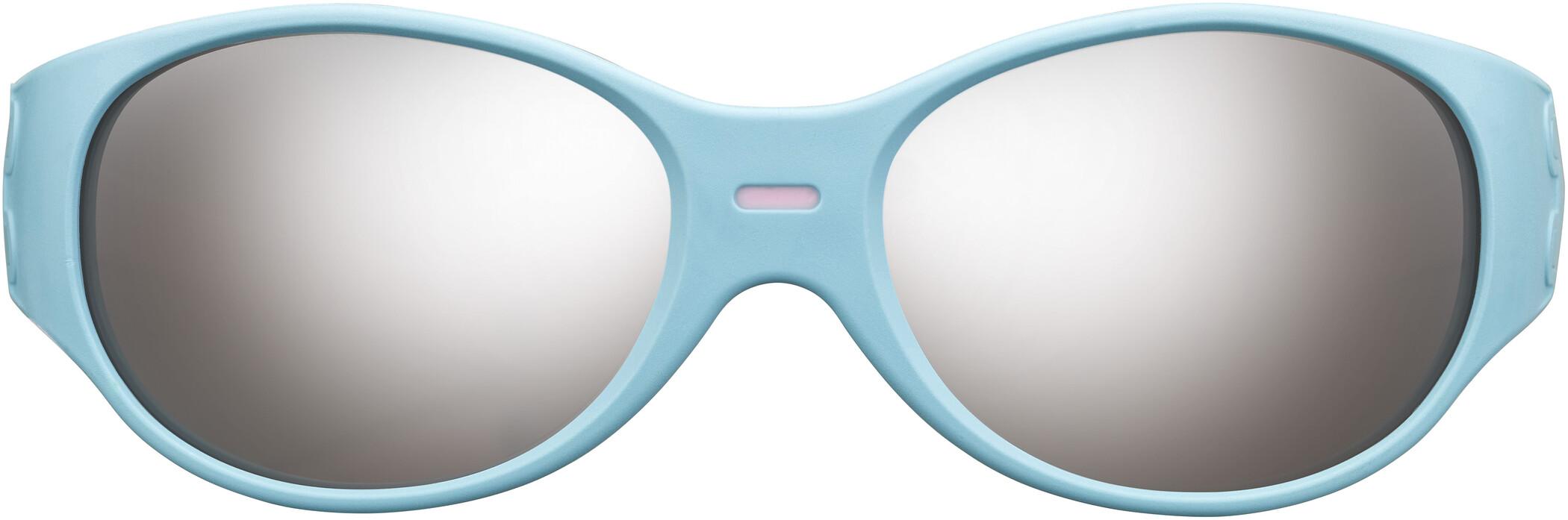 Julbo Domino Spectron 4 Baby Solbriller Børn, sky blue/pink | Briller