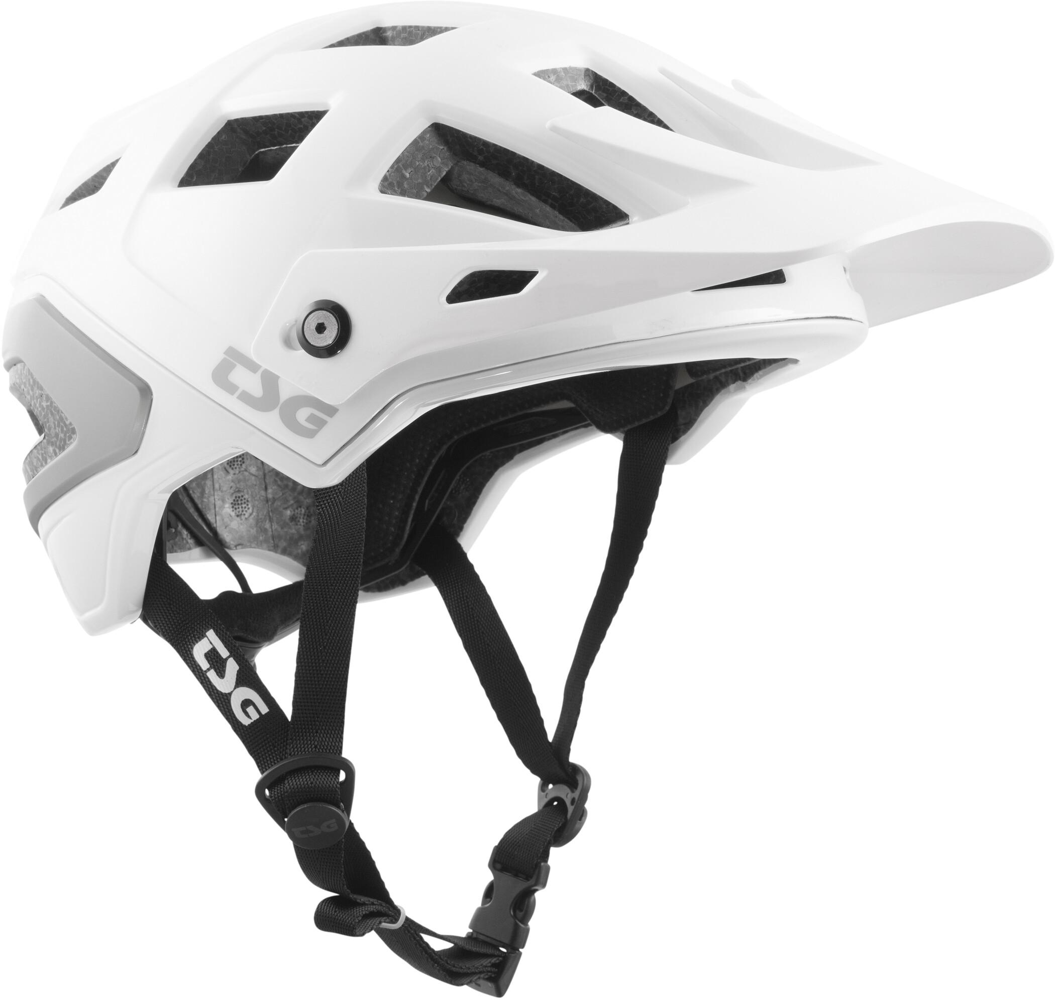 TSG Scope MIPS Solid Color Cykelhjelm Herrer, gloss white | Hjelme