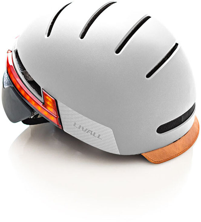 LIVALL BH51T Hjelm inkl. BR80, grey (2019) | Helmets