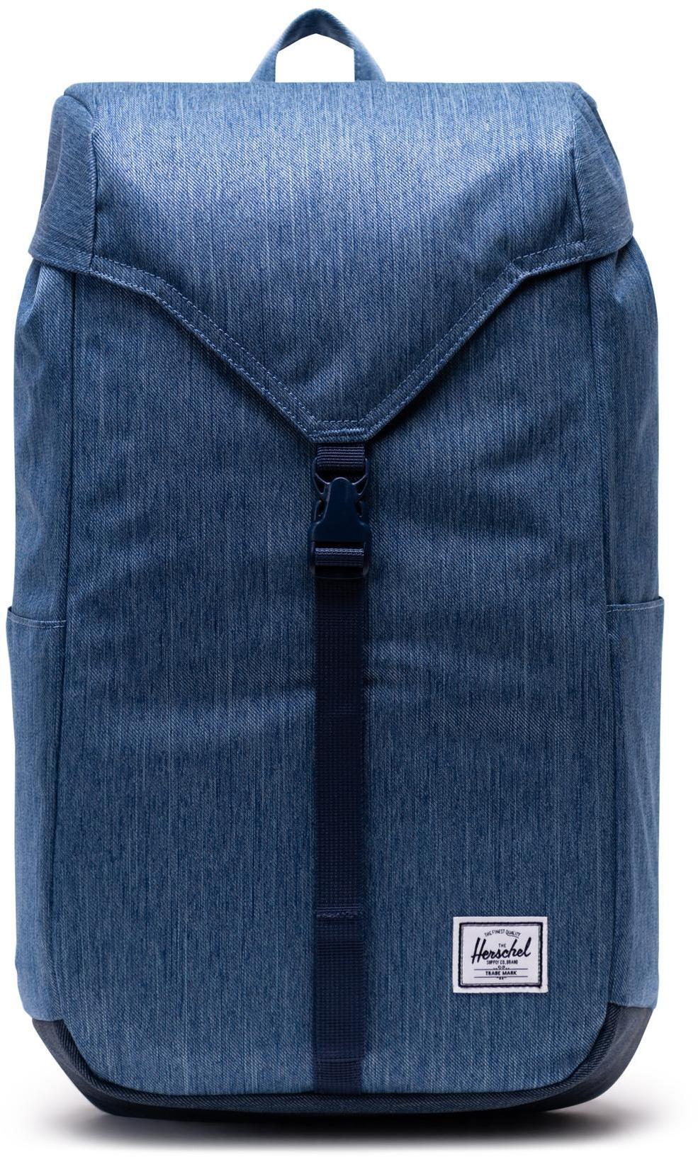 Herschel Thompson Backpack 17L, faded denim/indigo denim (2019)   Rygsæk og rejsetasker