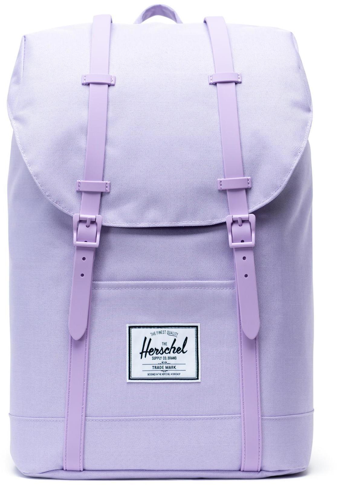 Herschel Retreat Backpack 19,5l, lavendula crosshatch (2019)   Rygsæk og rejsetasker