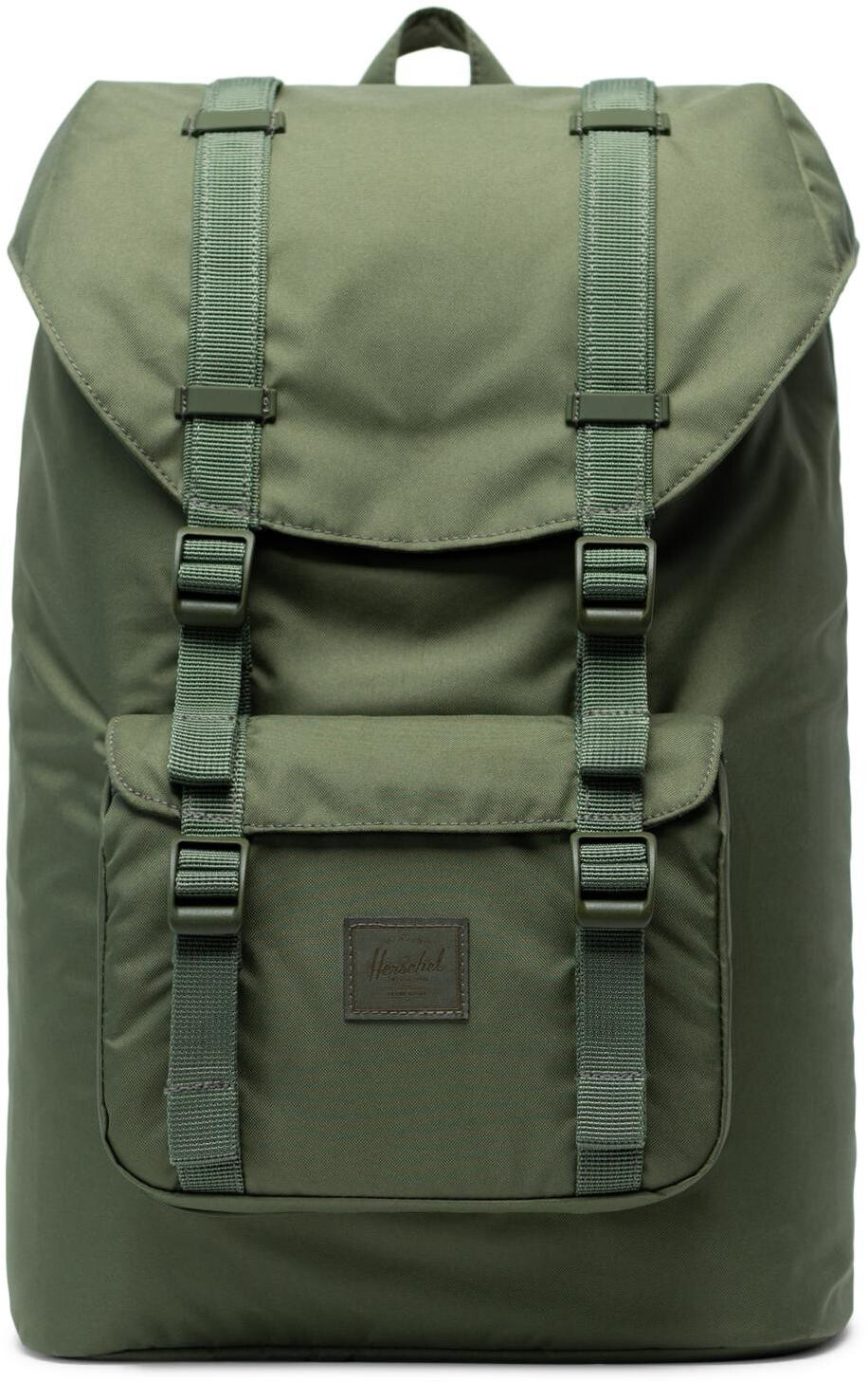 Herschel Little America Mid-Volume Light Rygsæk 17L, cypress (2019) | Travel bags