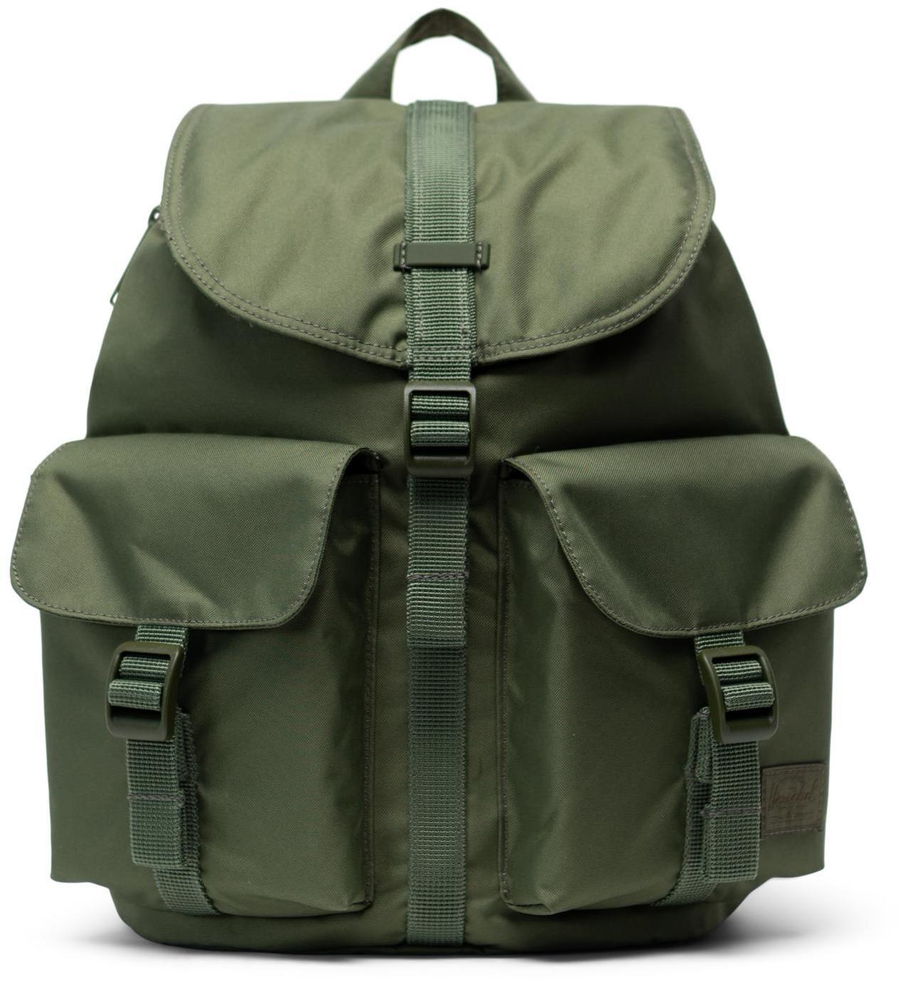 Herschel Dawson Small Light Backpack 13L, cypress (2019)   Rygsæk og rejsetasker