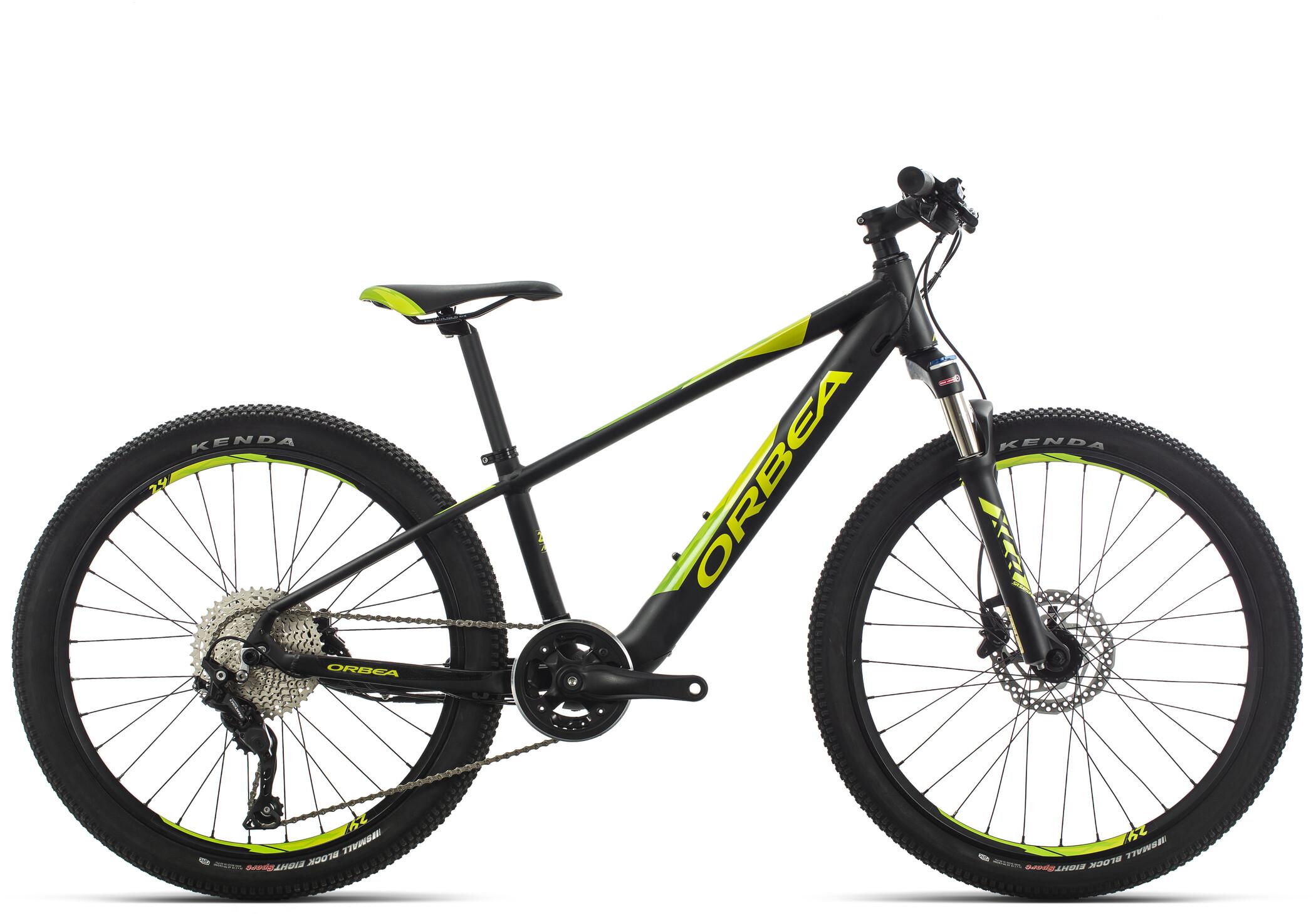 ORBEA eMX 24'' Børn, red/black (2020)   City-cykler