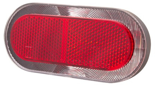 spanninga Elips XB Battery Rear Light StVZO, black (2019) | Computer Battery and Charger