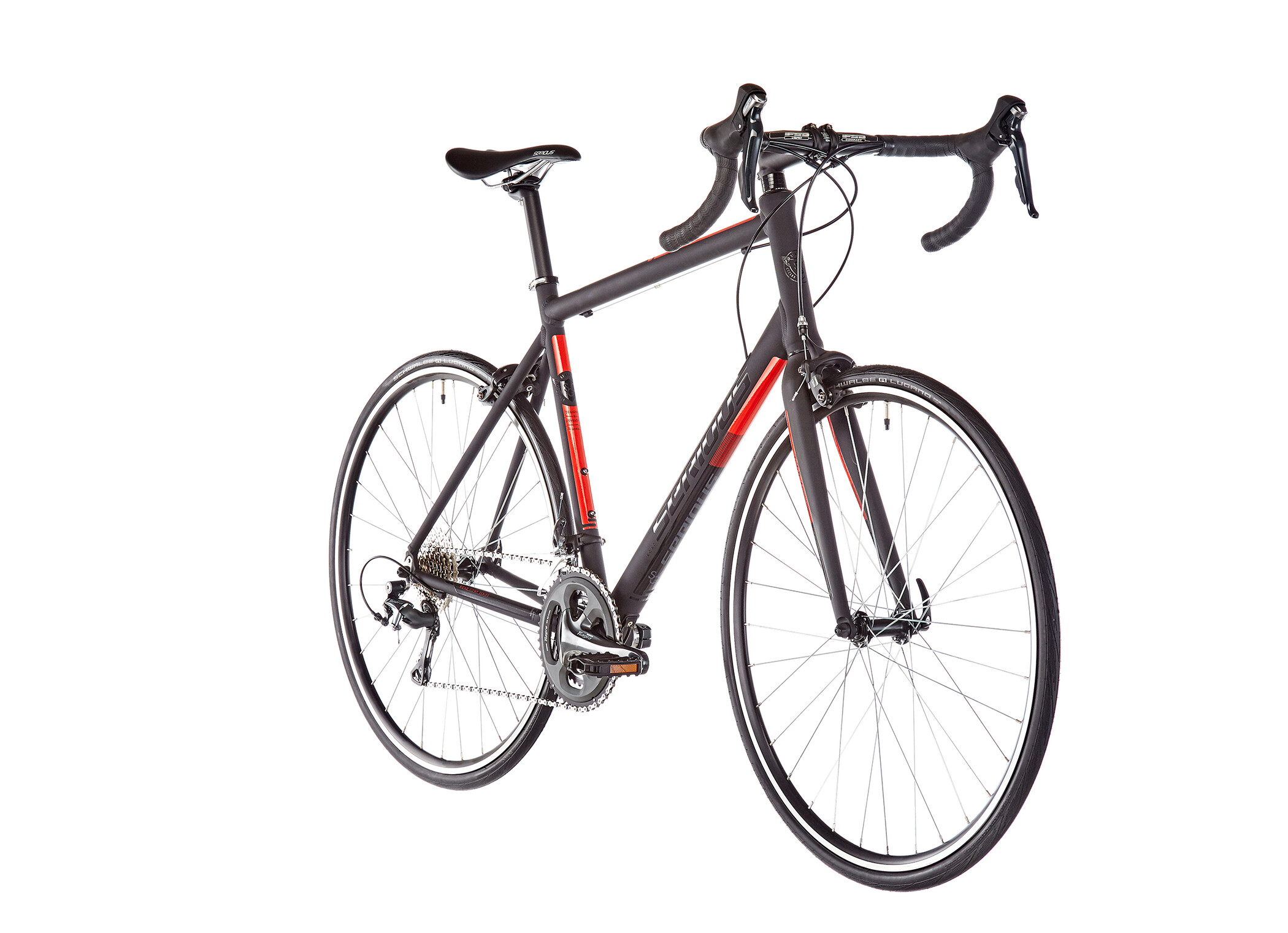 Serious Valparola Comp, black (2019) | Road bikes