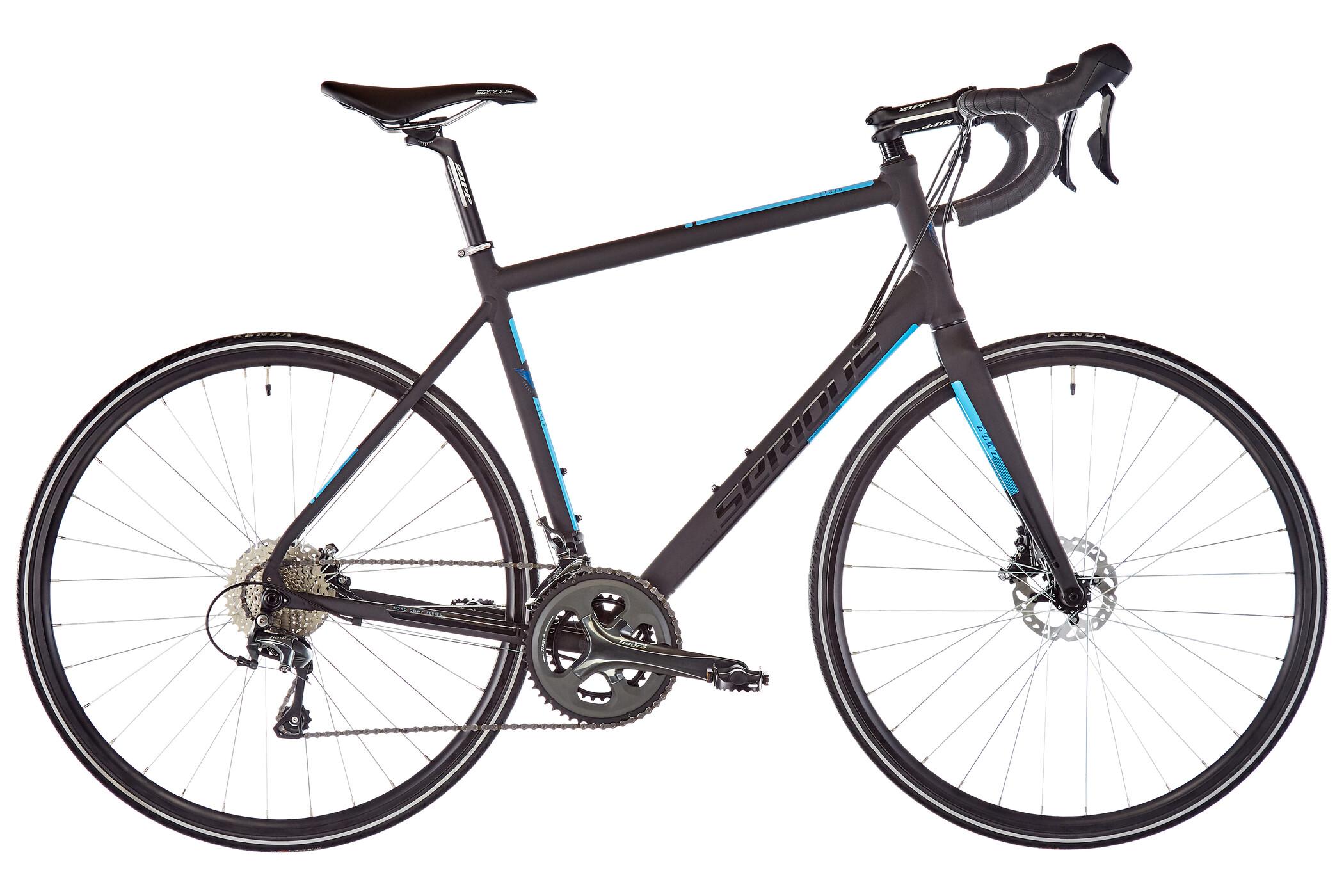 Serious Valparola Pro Disc, black (2019) | Road bikes