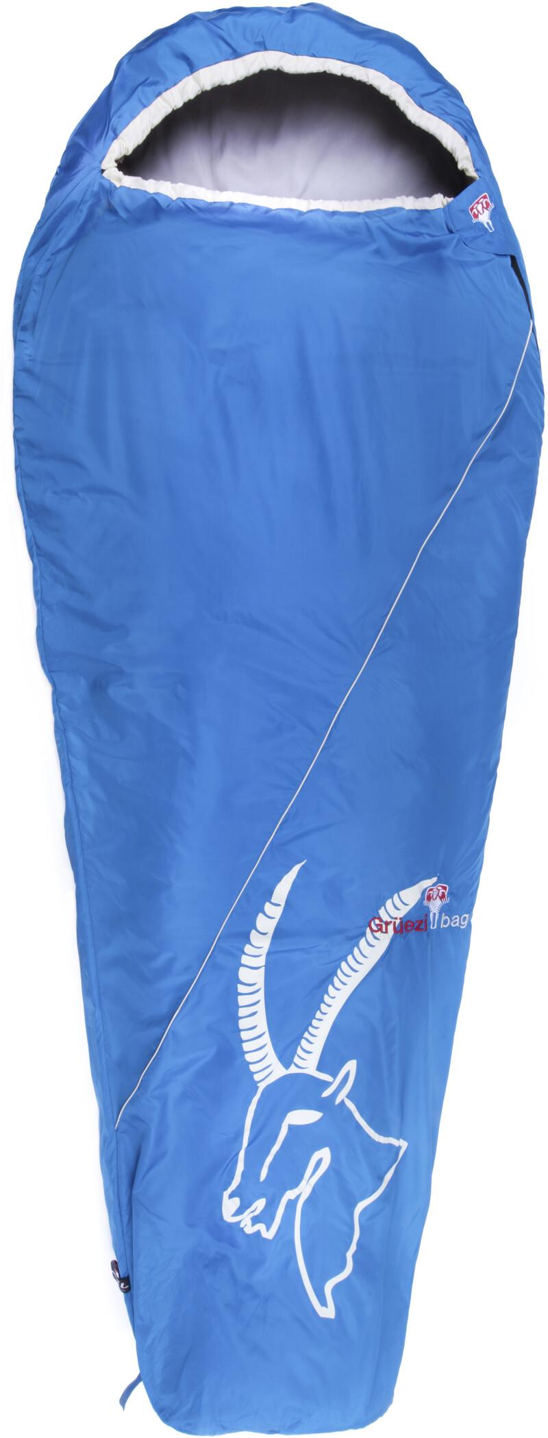 Grüezi-Bag Cloud Sovepose, blue/Stonebuck | Transport og opbevaring > Tilbehør
