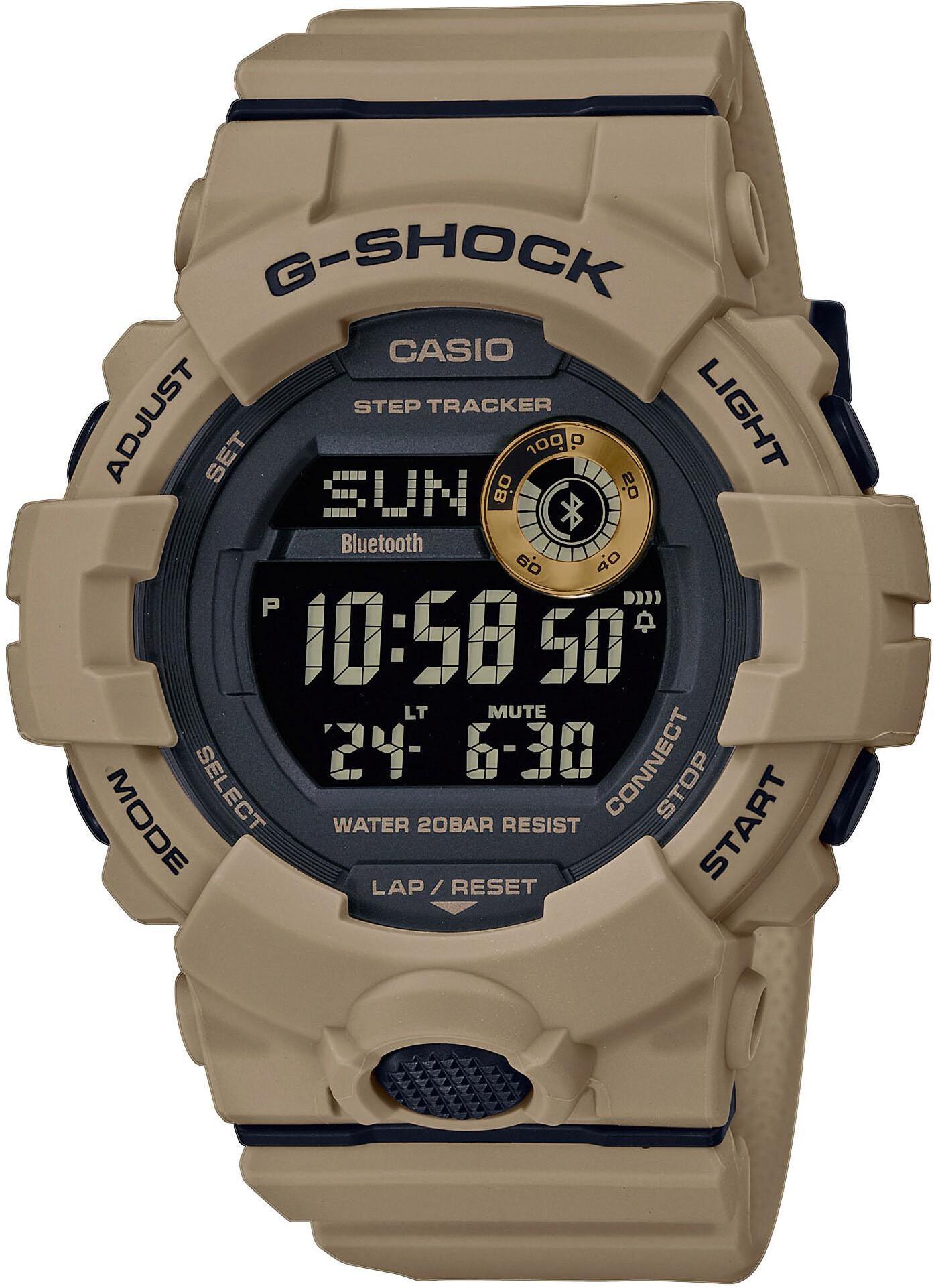 CASIO G-SHOCK GBD-800UC-5ER Ur Herrer, brown/brown/black (2019)   Sports watches