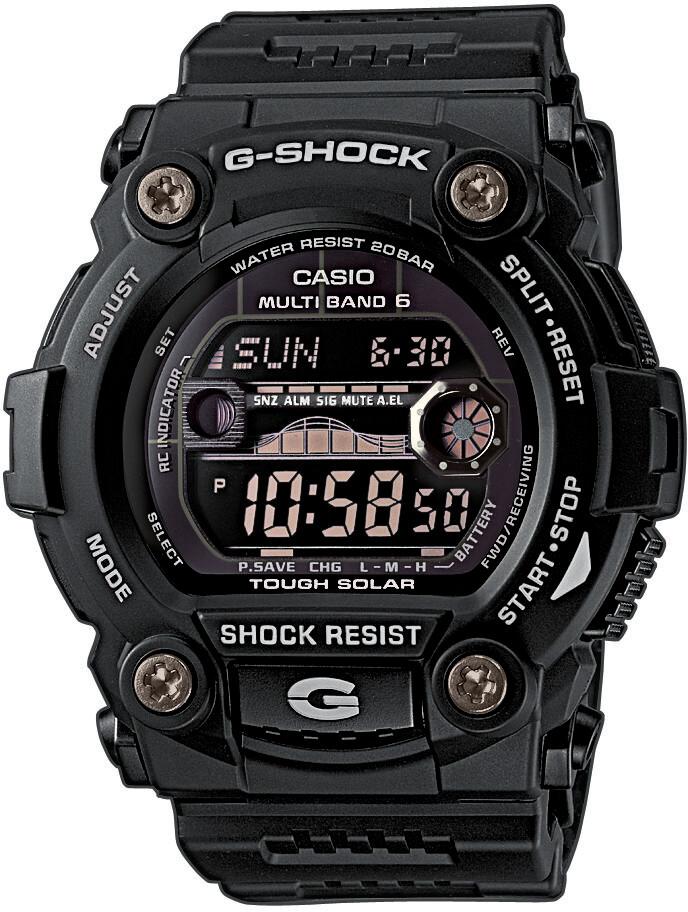 CASIO G-SHOCK GW-7900B-1ER Ur Herrer, black (2019)   Sports watches