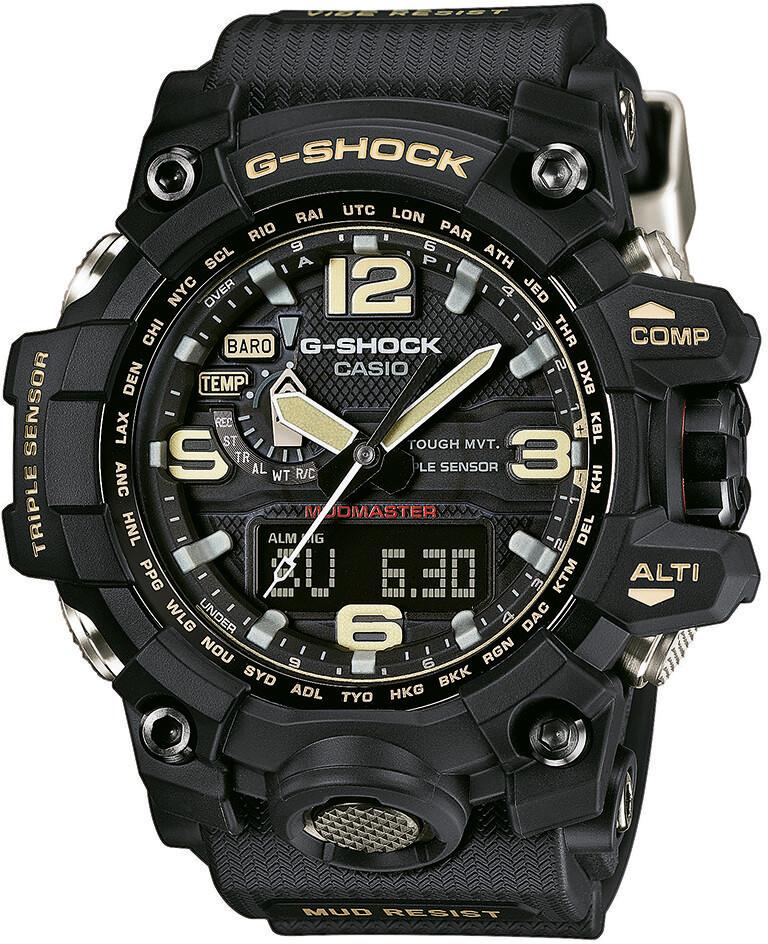 CASIO G-SHOCK GWG-1000-1AER Ur Herrer, black (2019)   Sports watches