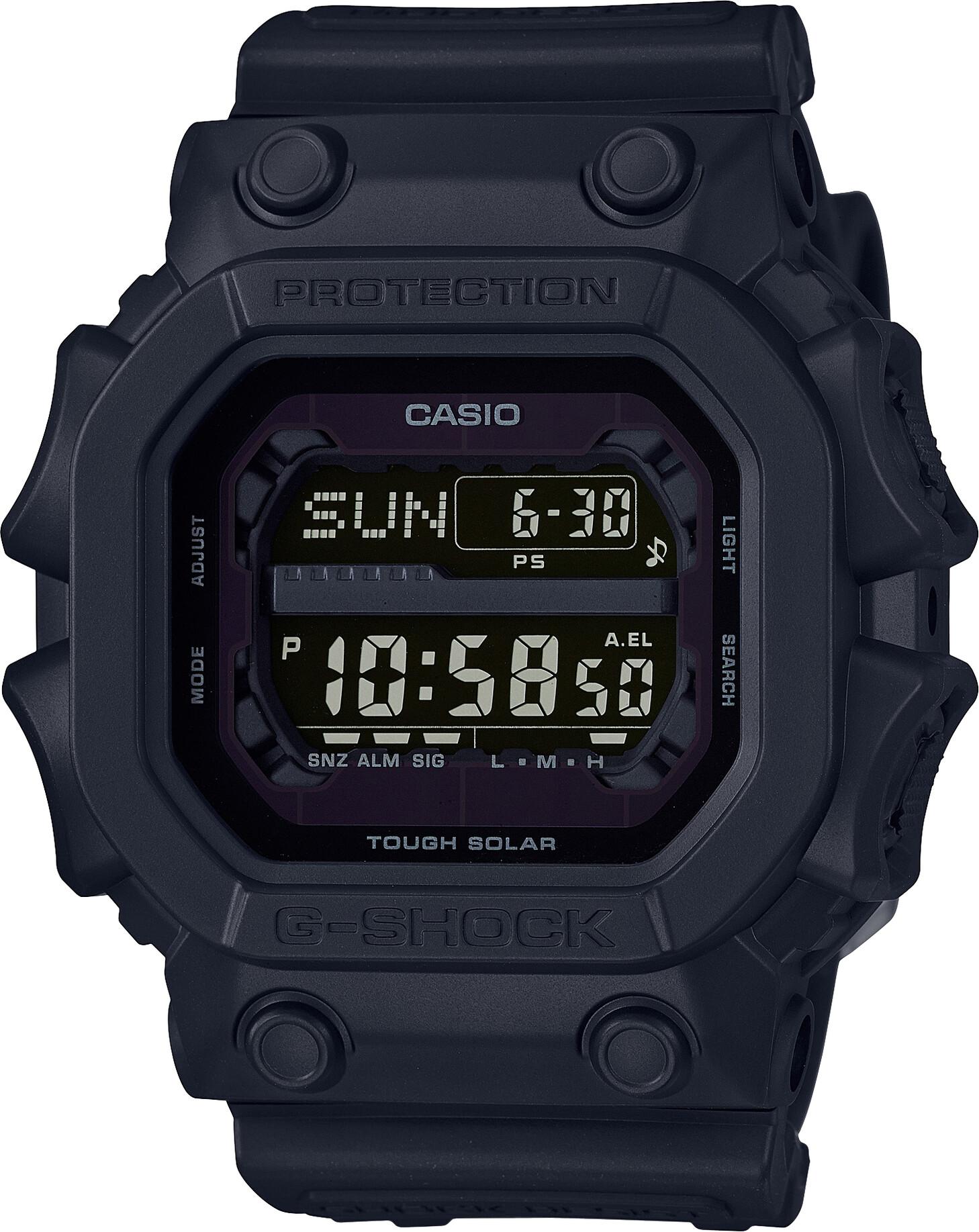 CASIO G-SHOCK GX-56BB-1ER Ur Herrer, black (2019)   Sports watches