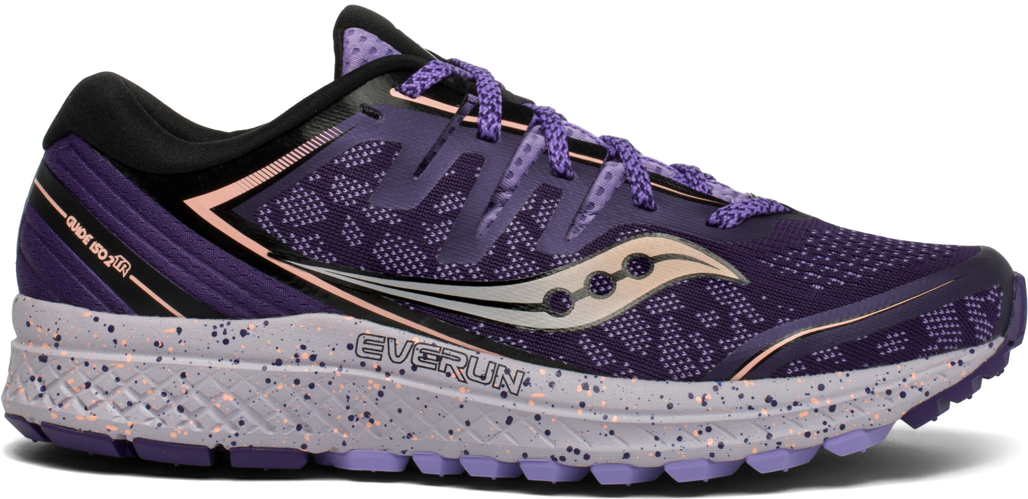 saucony Guide ISO 2 TR Shoes Women, purple | Sko