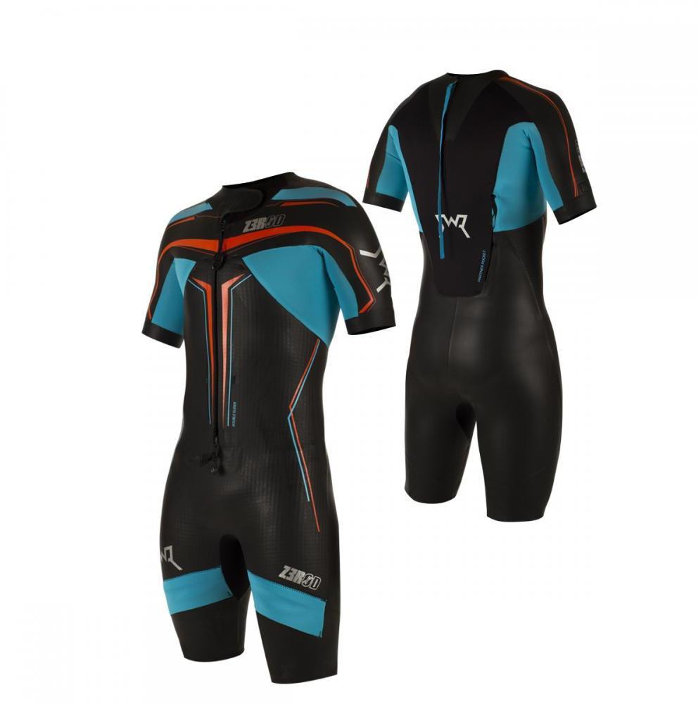 Z3R0D Swimrun Elite Våddragt, black/atoll | Svømmetøj og udstyr
