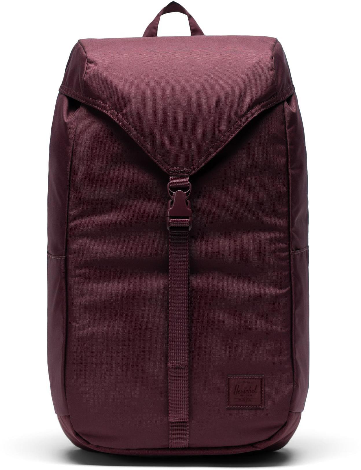Herschel Thompson Light Backpack 17l, plum (2019)   Rygsæk og rejsetasker