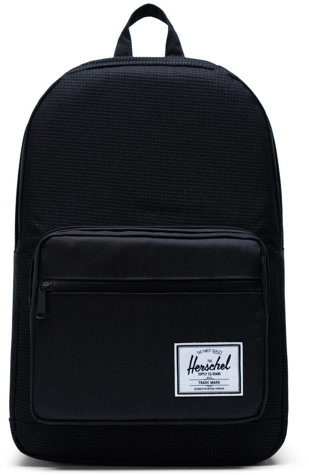 Herschel Pop Quiz Rygsæk, dark grid/black (2019) | Travel bags