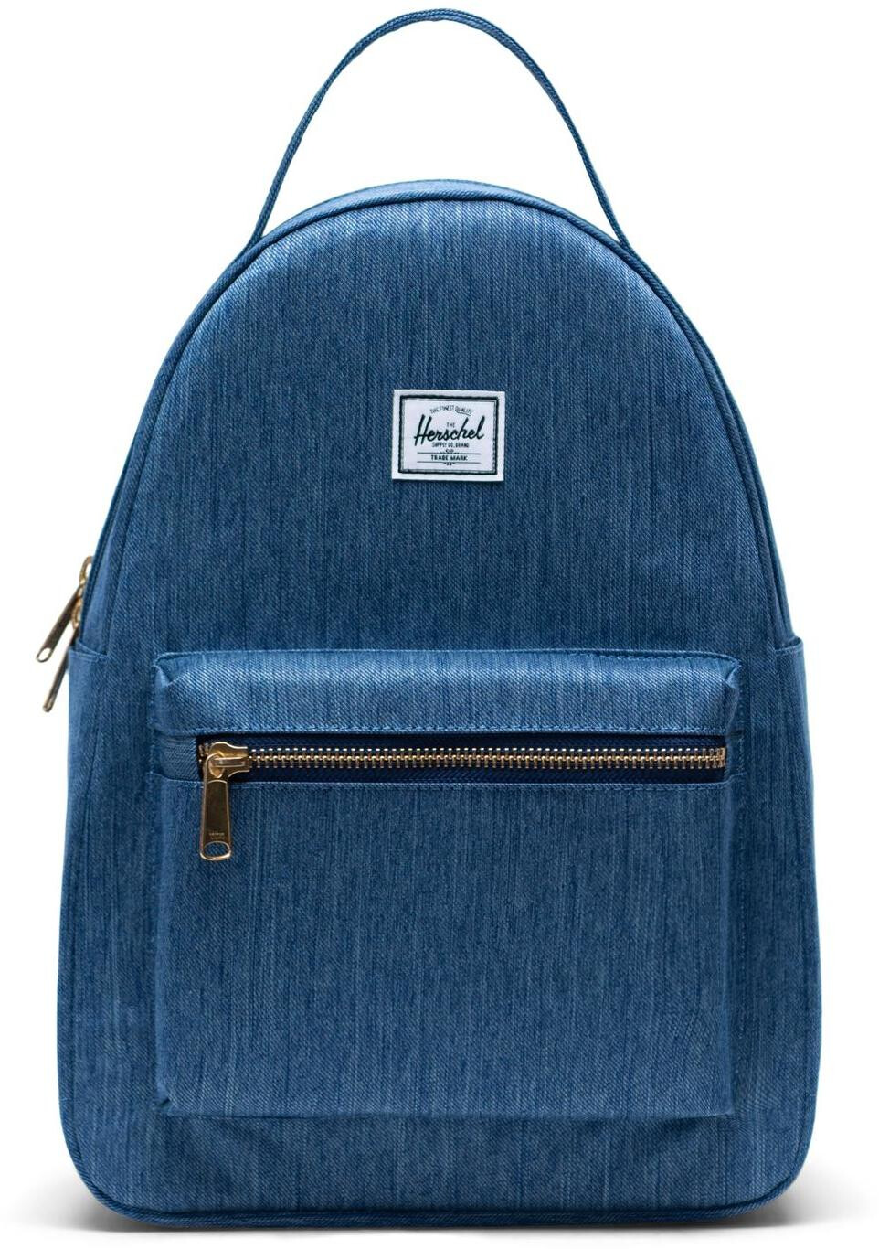 Herschel Nova Small Rygsæk 14l, faded denim (2019) | Travel bags