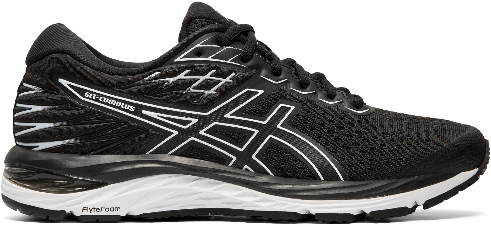 asics Gel-Cumulus 21 Sko Damer, black/white | Running shoes