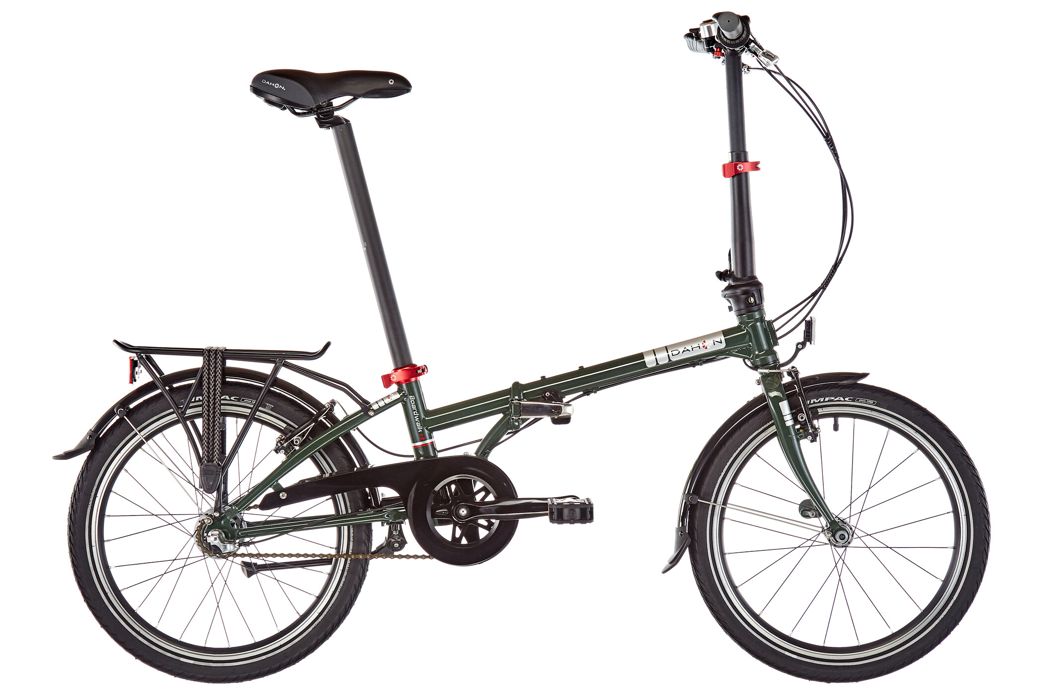 "DAHON Boardwalk i3 20"", green (2019) 