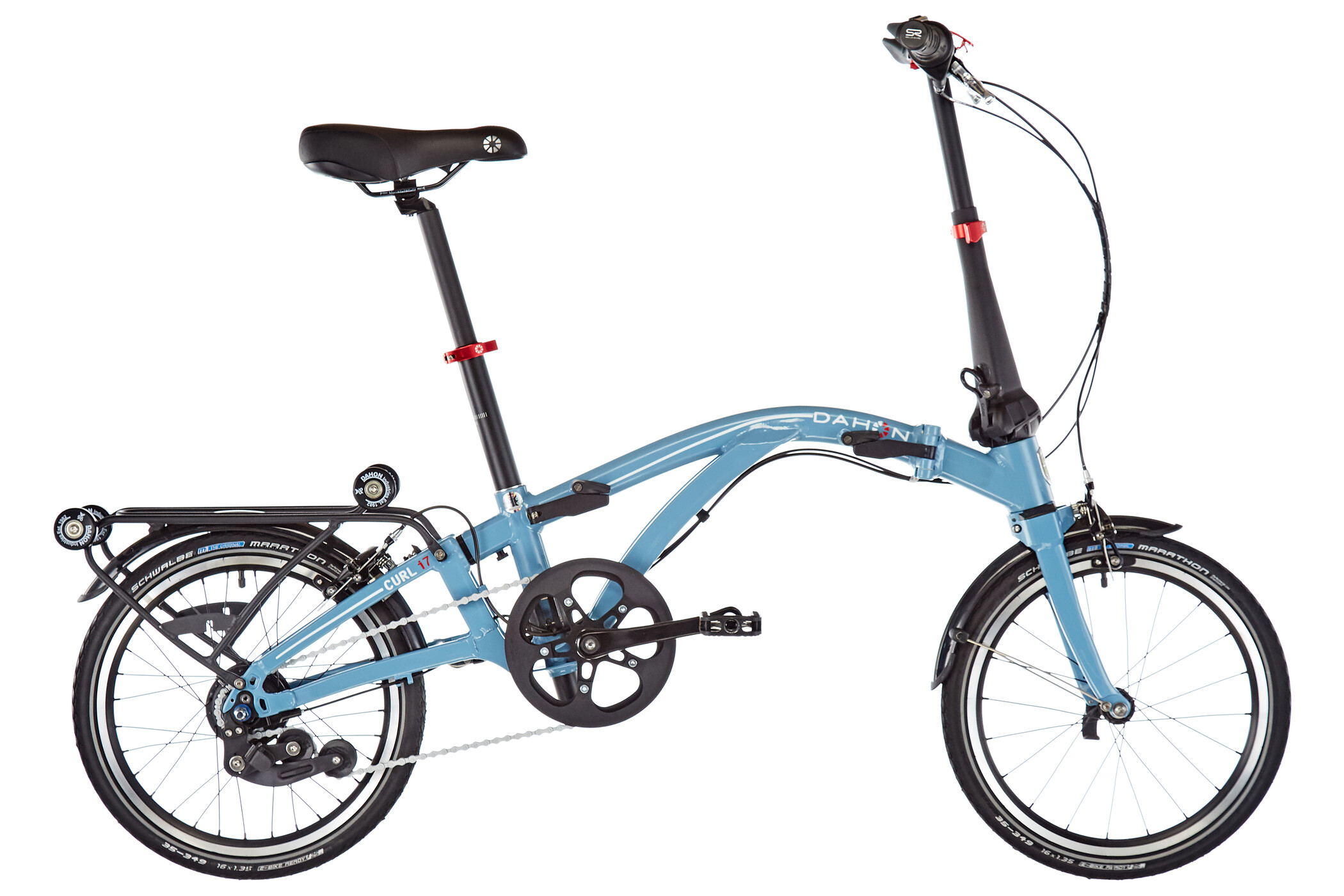 "DAHON Curl i7 16"", blue (2019) 