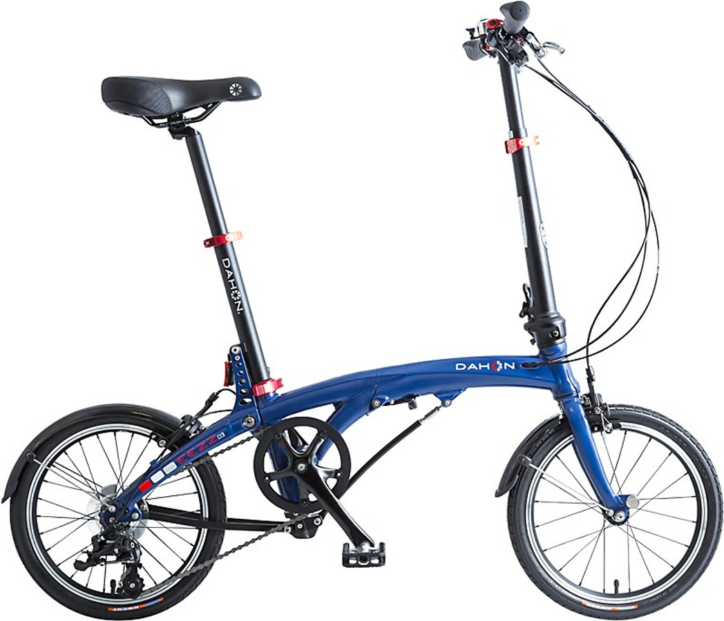 "DAHON Eezz D3 16"", dark blue (2019) 