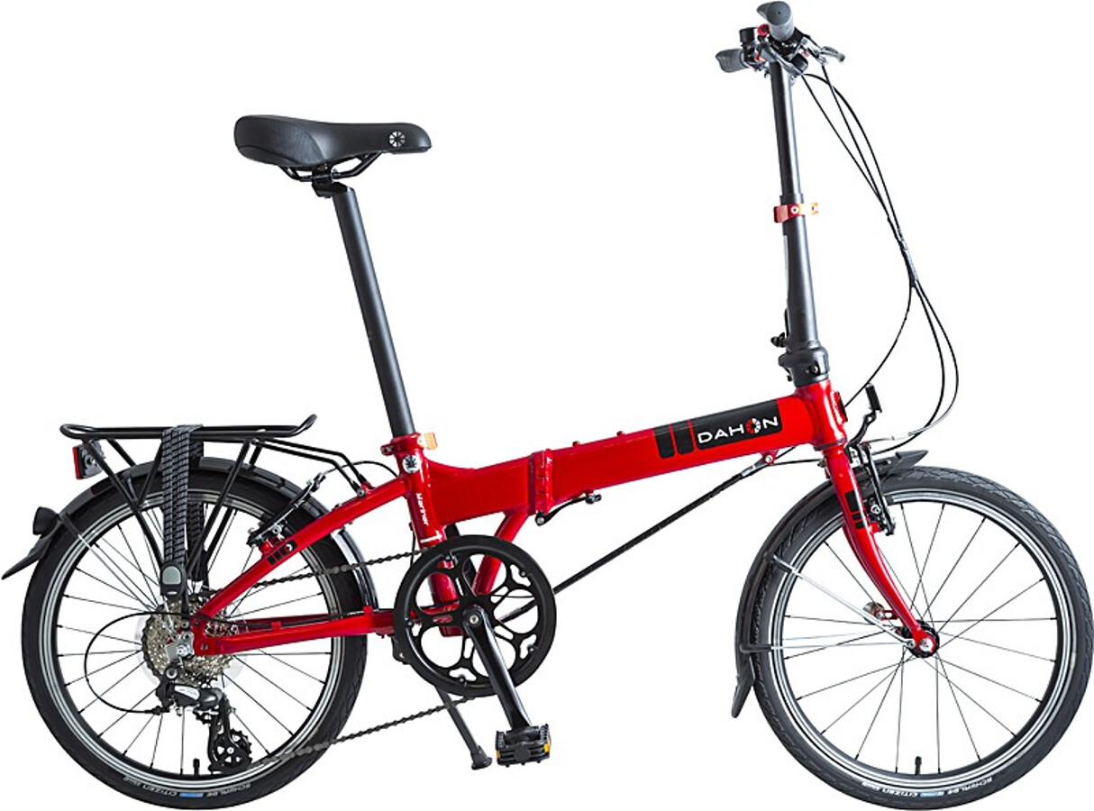 "DAHON Mariner D8 20"", red (2019) 