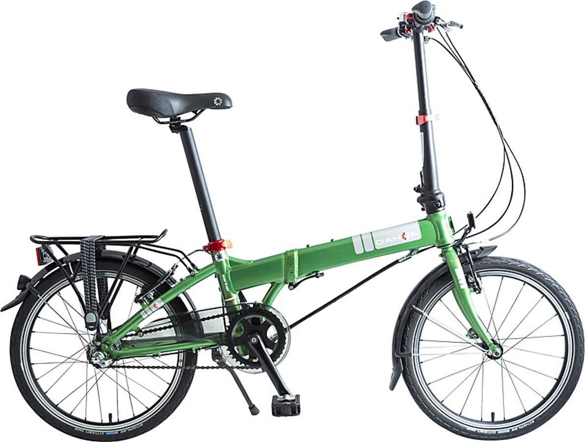 "DAHON Mariner i3 20"", green (2019) 