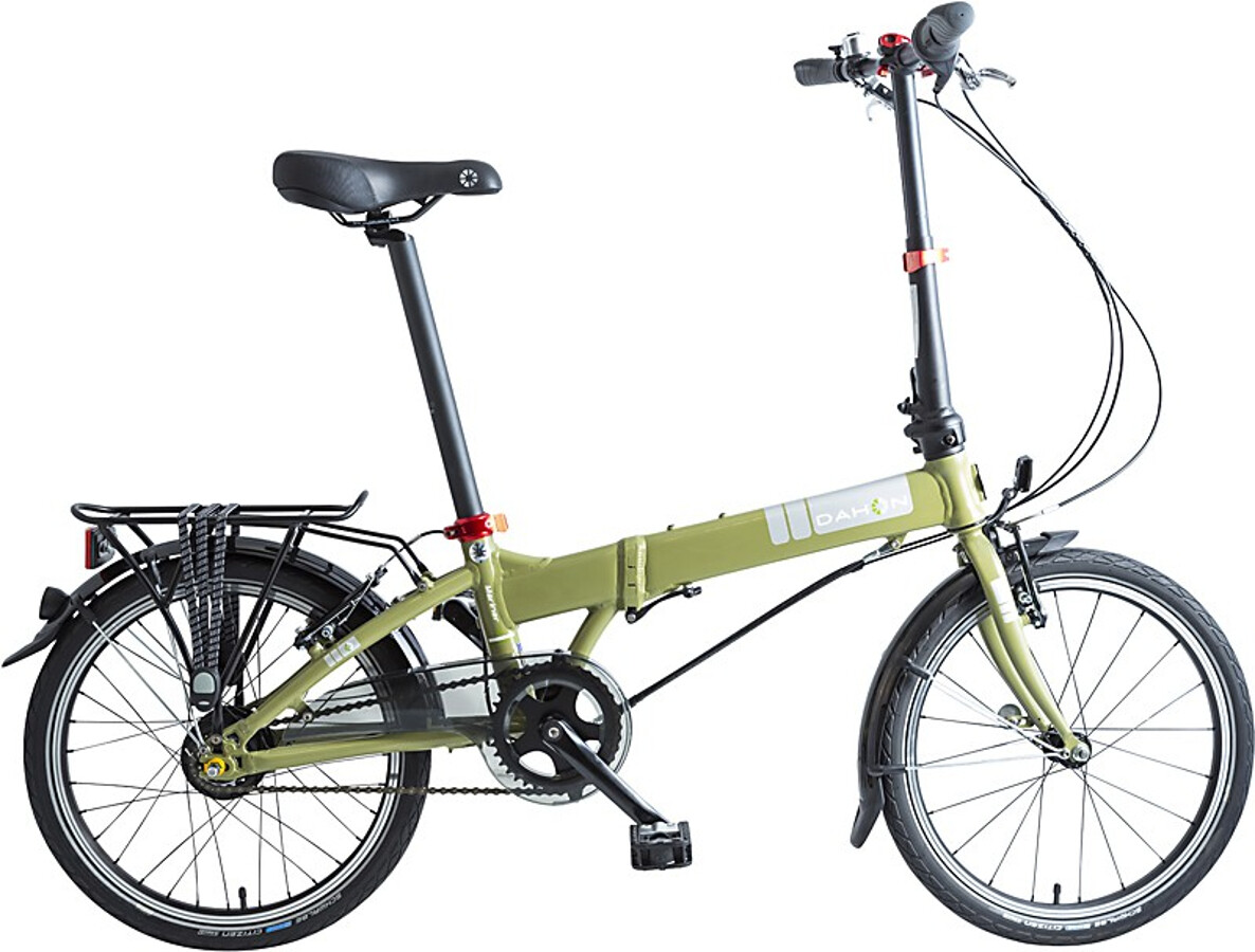 "DAHON Mariner i8 20"", green (2019) 