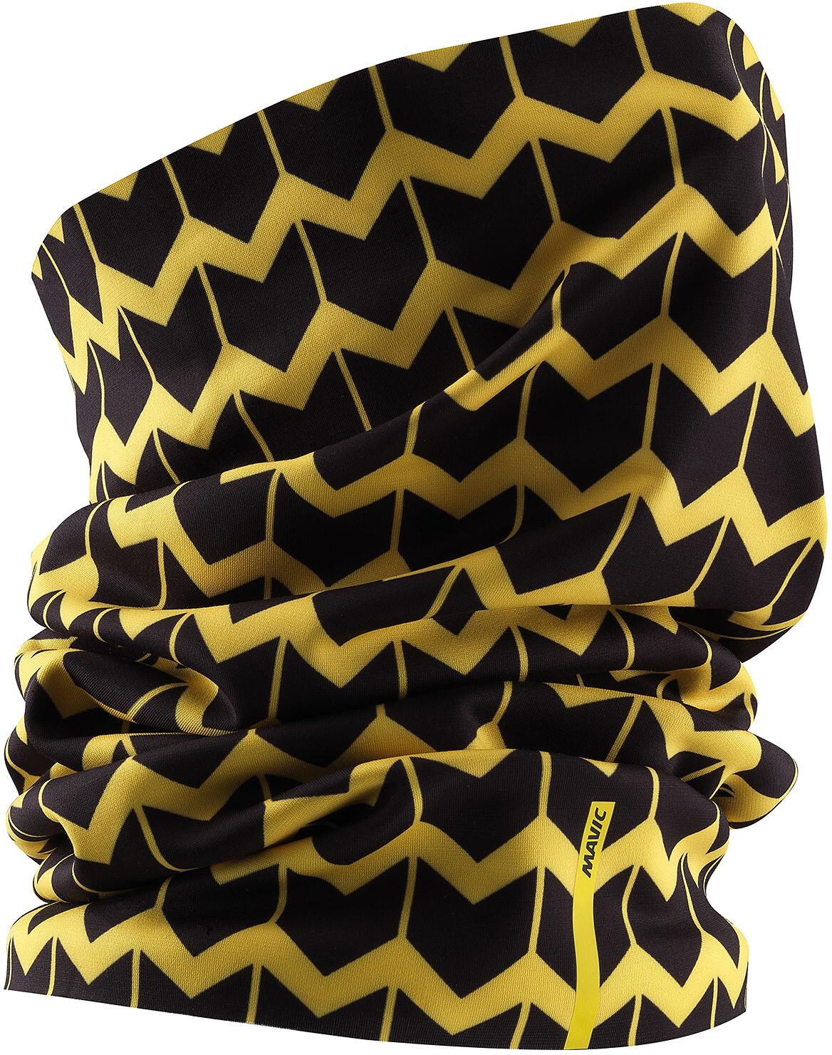 Mavic Cosmic Halskrave, yellow mavic/black (2019) | Hovedbeklædning