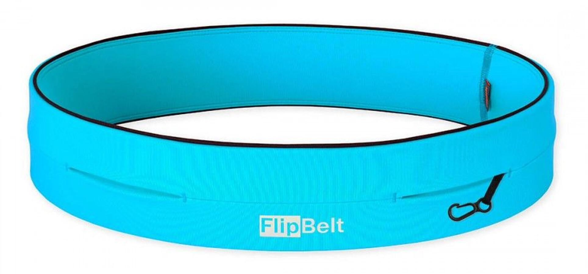 FlipBelt Classic Fitnessbælte, aqua | Andet beklædning