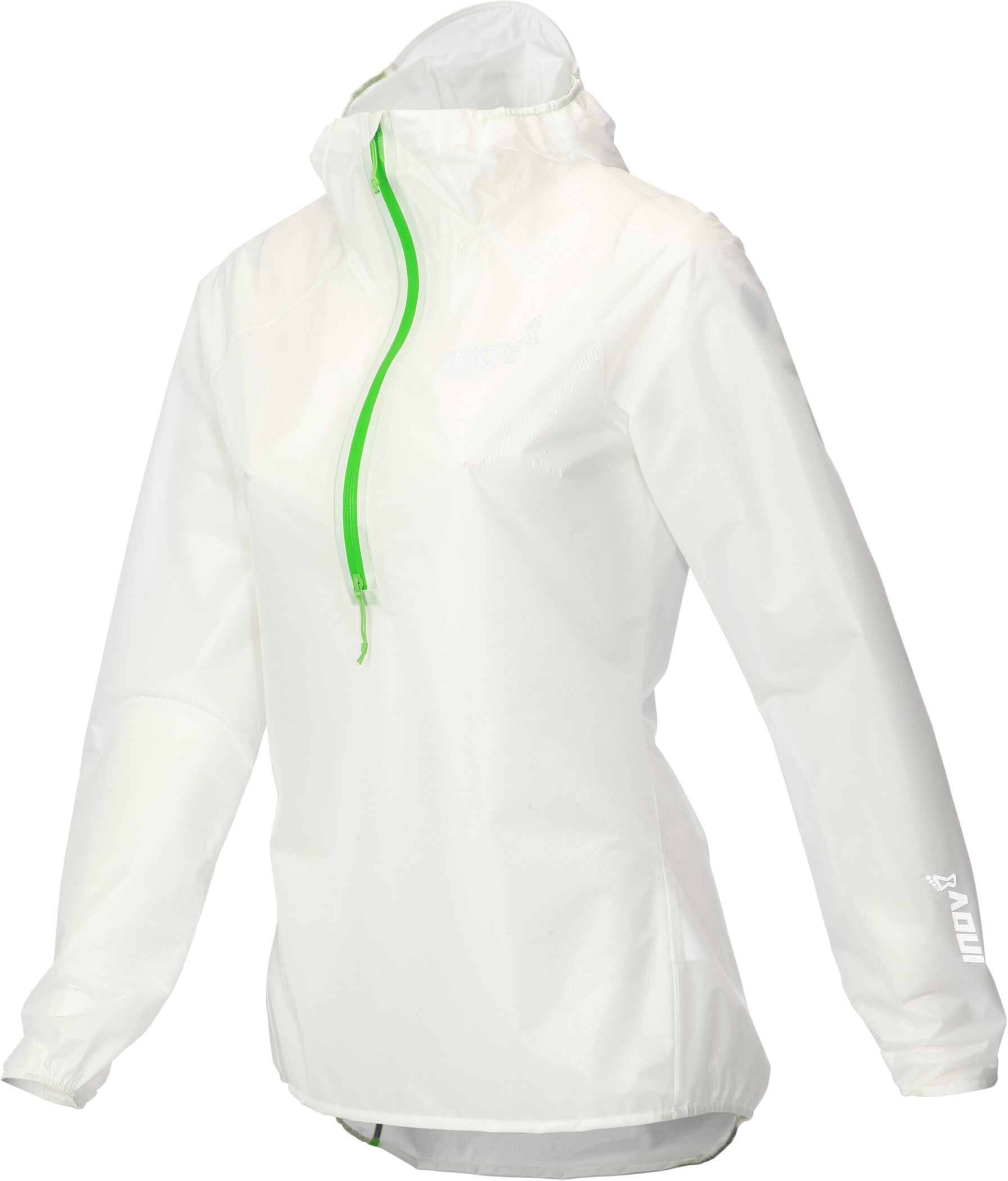inov-8 Ultrashell HZ Damer, clear (2019)   Jackets