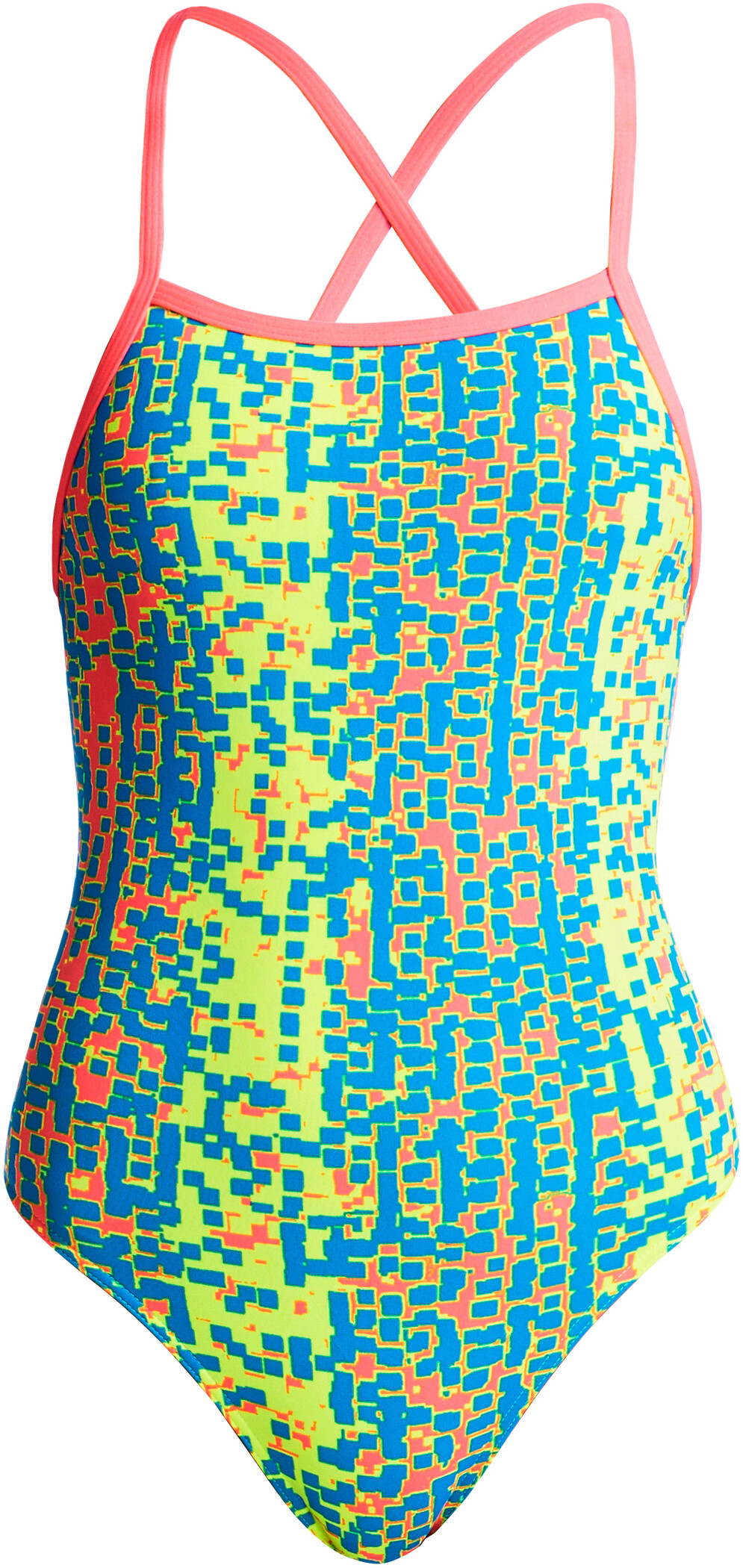 Funkita Strapped In One Piece Swimsuit Piger, second skin (2019) | swim_clothes