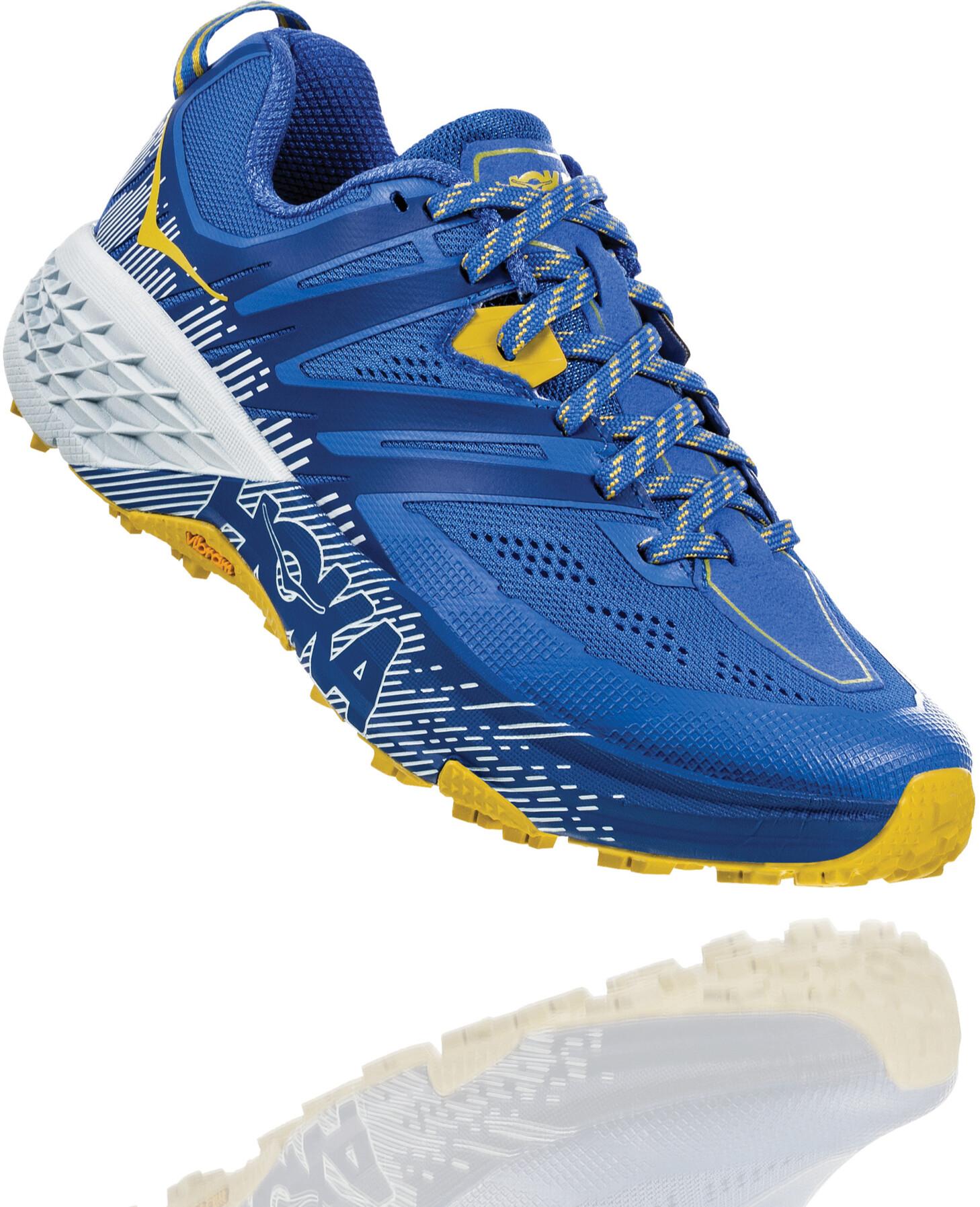 Hoka One One Speedgoat 3 Løbesko Damer, palace blue/bamboo (2019) | Running shoes