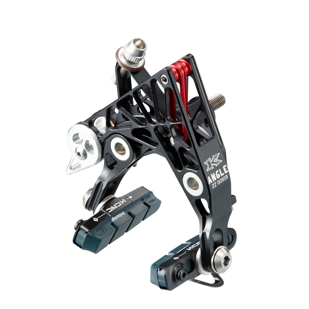KCNC CB3 Angle Fælgbremse Road forhjul + baghjul | Bremseklo og kaliber