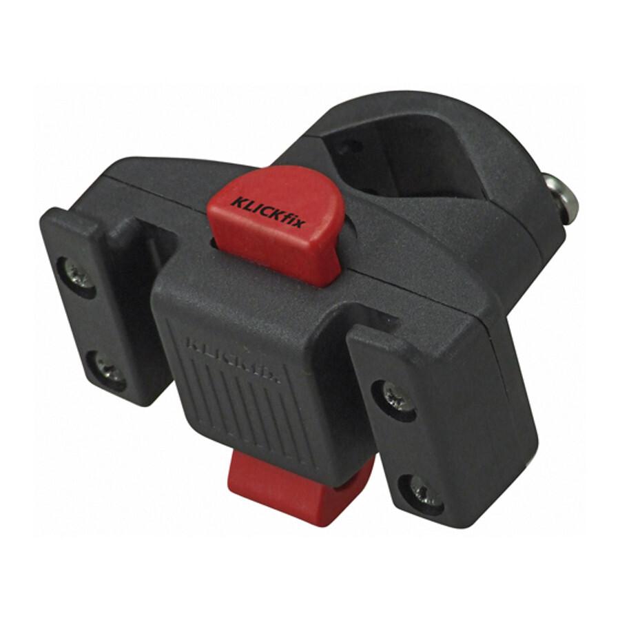 KlickFix Caddy Styradapter, black   Bags accessories