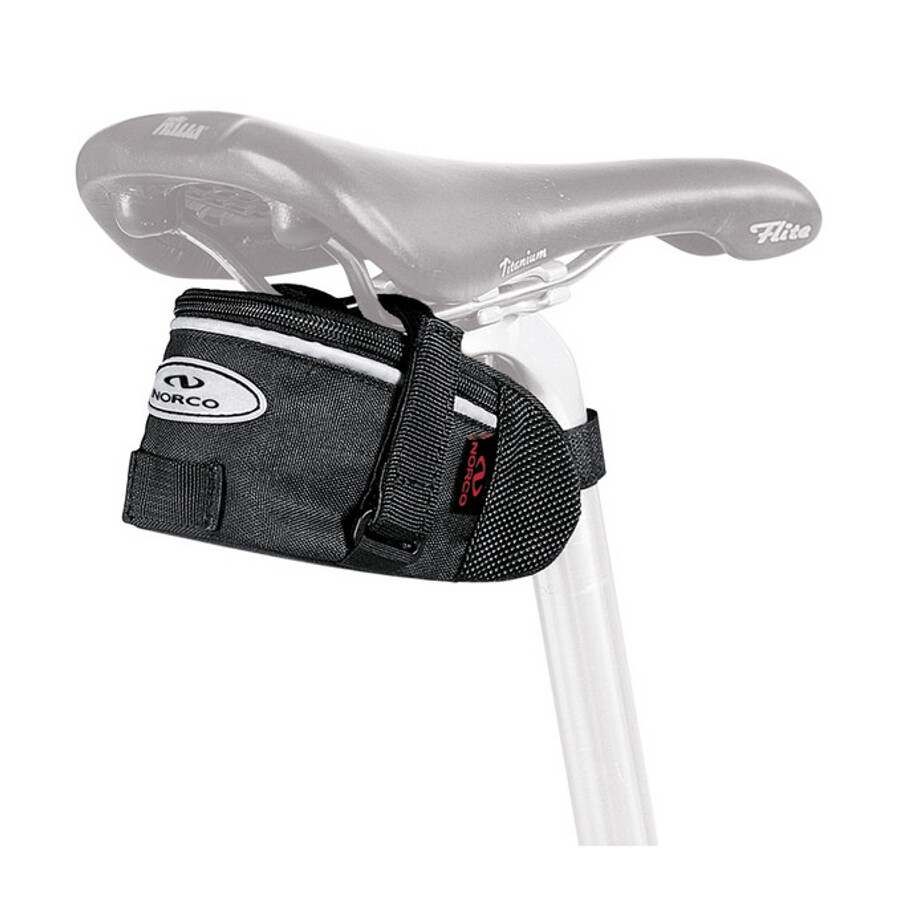Norco Ottawa Cykeltaske Mini, black | Sadeltasker