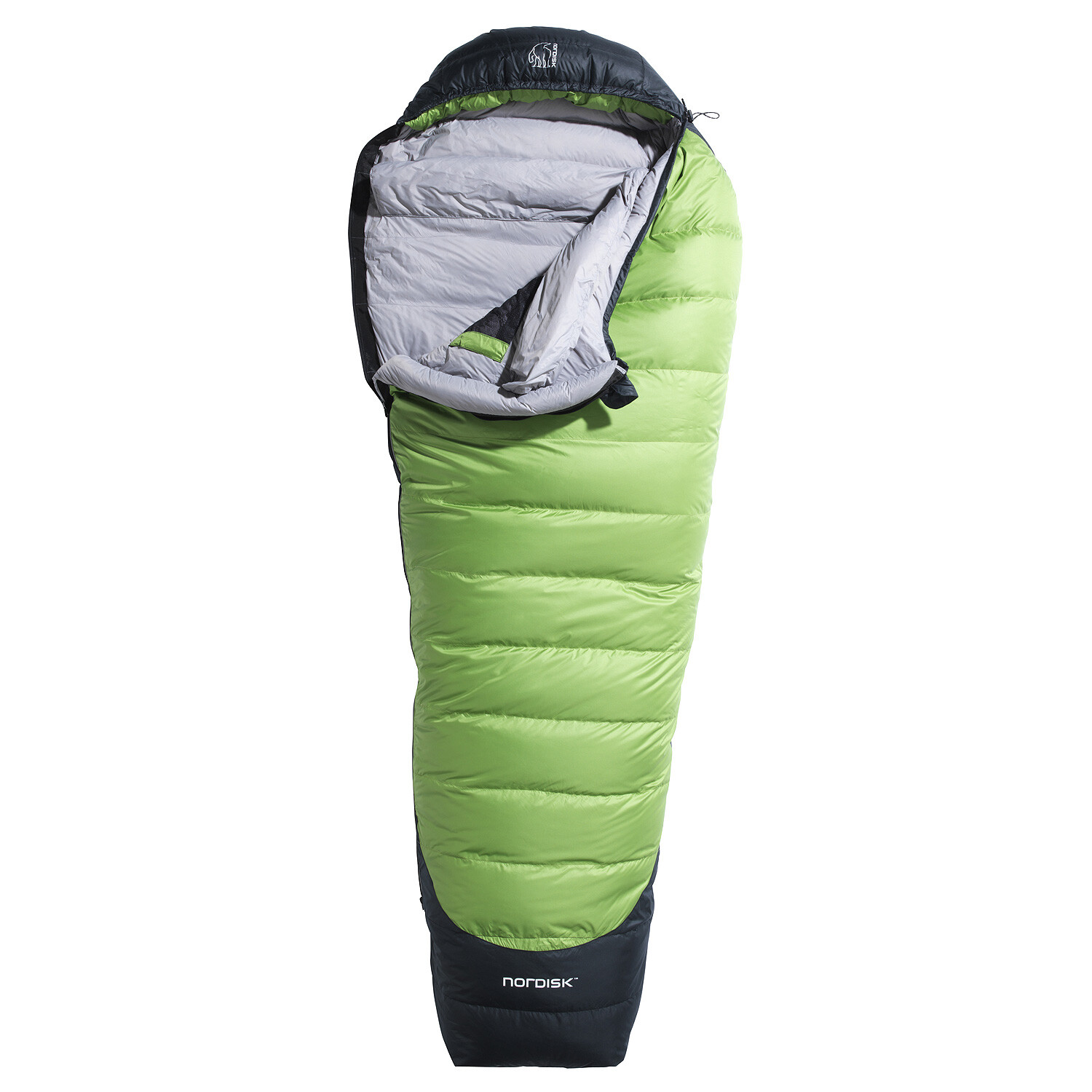 Nordisk Celsius -10° Sovepose XL, peridot green/black (2019) | Misc. Transportation and Storage