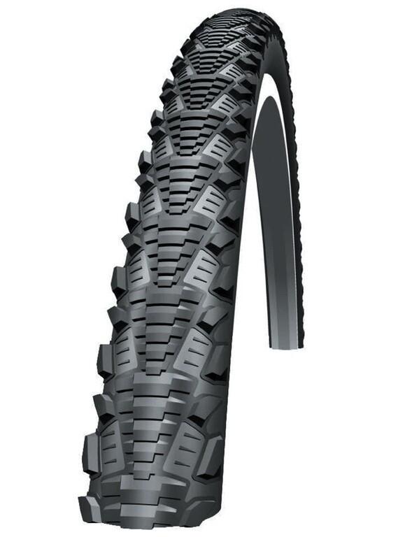 Wire Bead 26 x 1.75 Inch Schwalbe Silento Semi Slick Road Bike//Cycling Tyre
