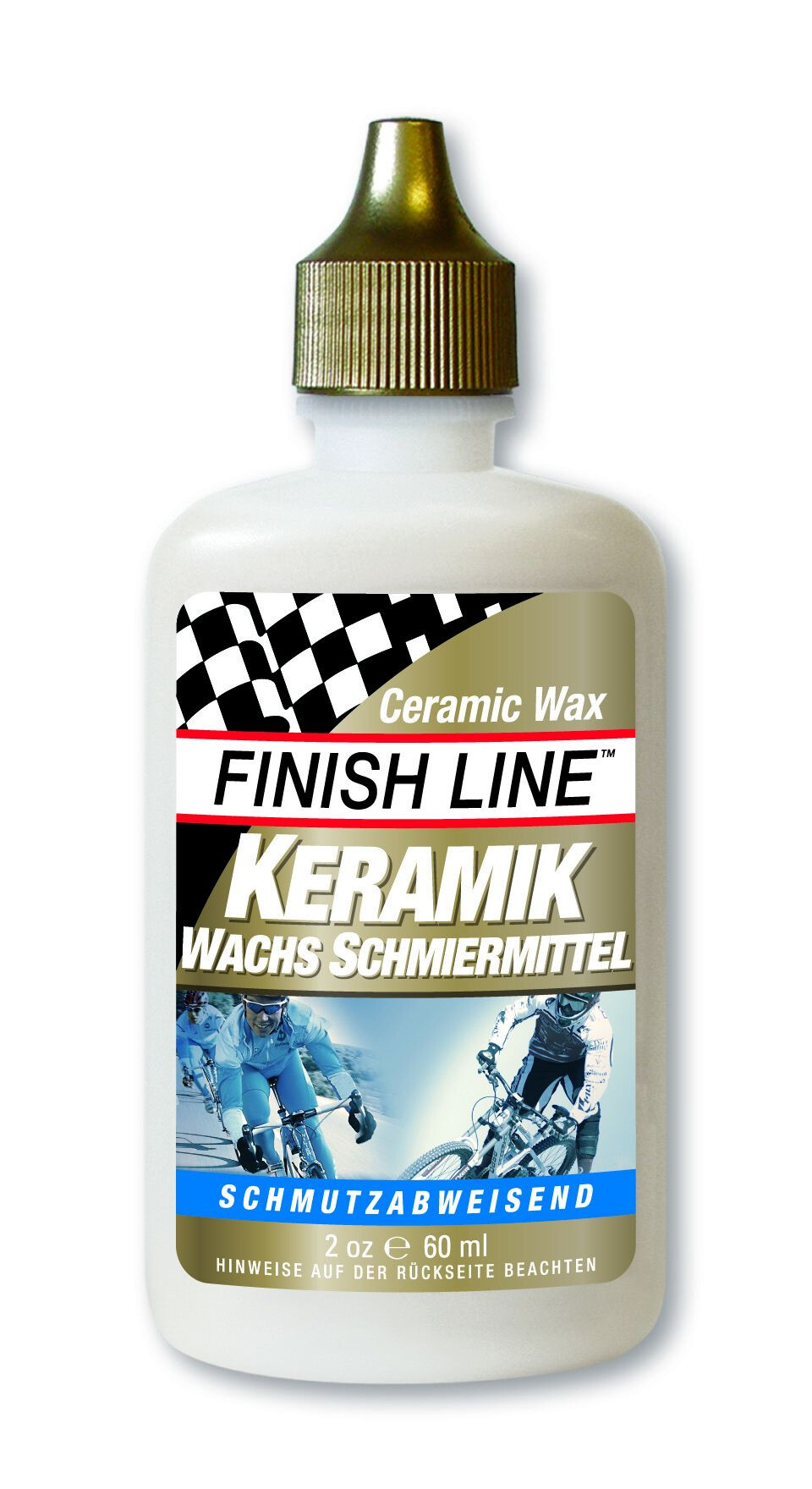Finish Line Ceramic Wax Lube chain oil, 60 ml (2019) | polish_and_lubricant_component