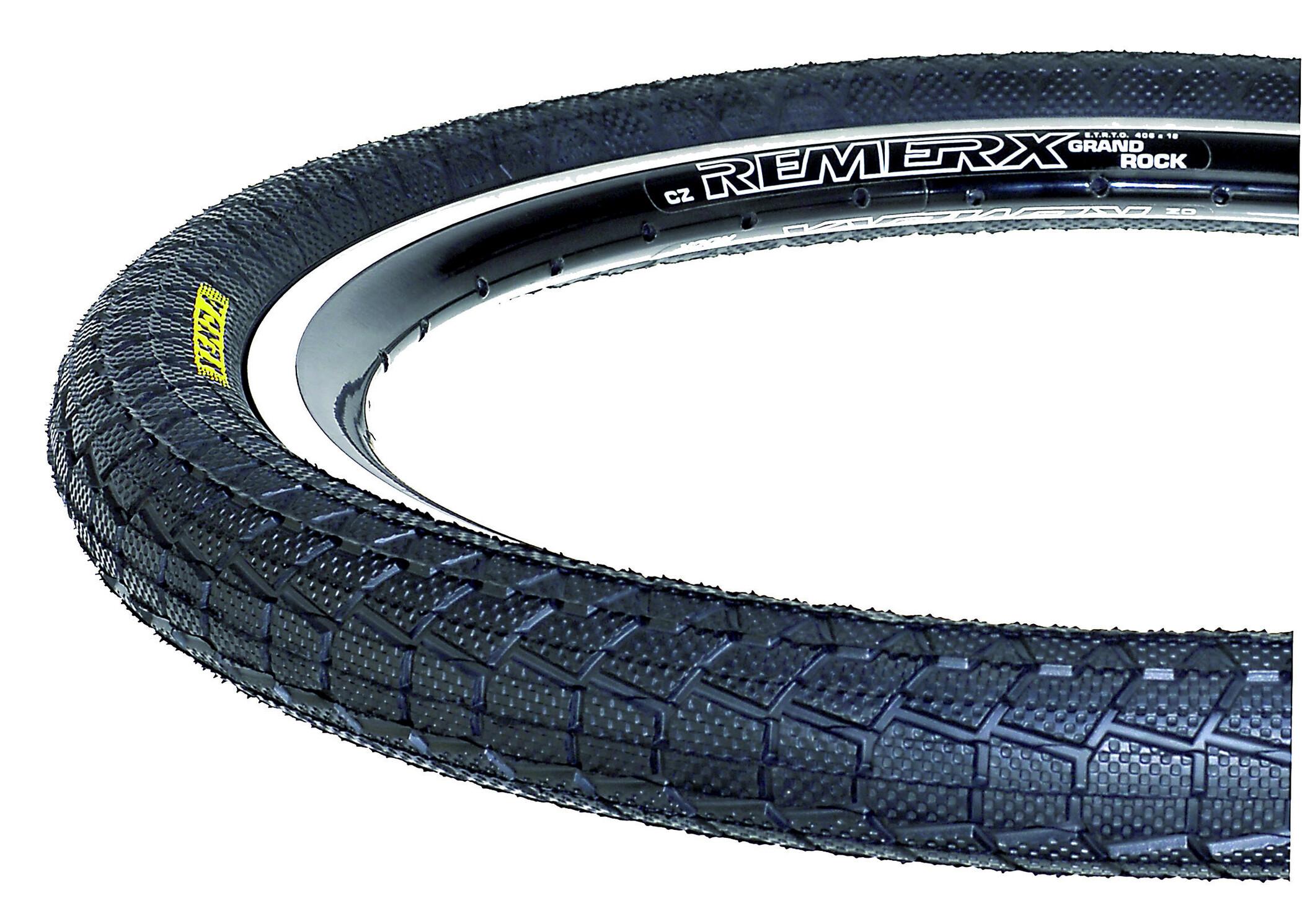 """Kenda Krackpot K-907 Dæk 20"""" x 1.95"""" ståltrådskant, black (2019)   Tyres"""